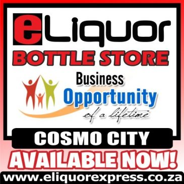 Bottle Store for Sale Business Opportunities Cosmo City