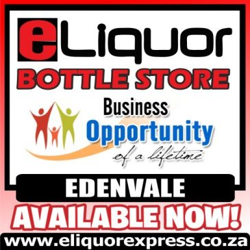 Bottle Store for Sale Business Opportunities Edenvale