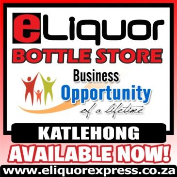 Bottle Store for Sale Business Opportunities Katlehong