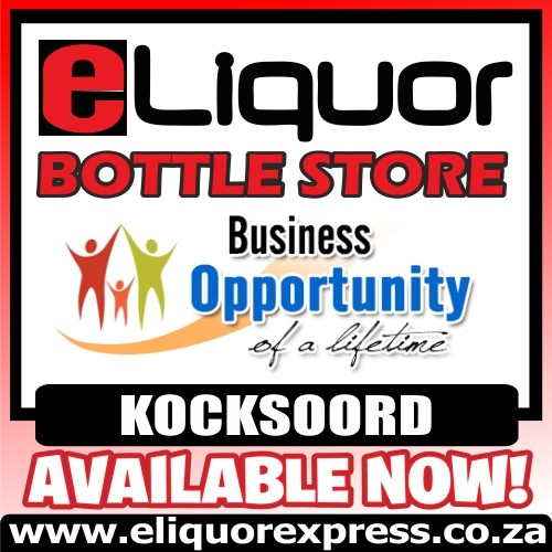Bottle Store for Sale Business Opportunities Kocksoord