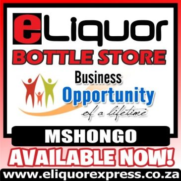 Bottle Store for Sale Business Opportunities Mshongo
