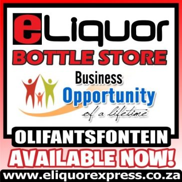 Bottle Store for Sale Business Opportunities Olifantsfontein
