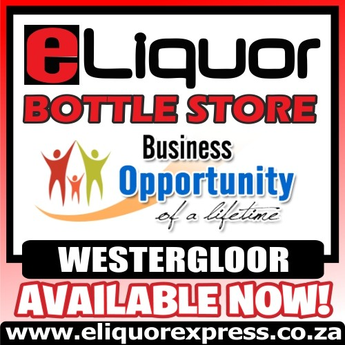 Bottle Store for Sale Business Opportunities Westergloor