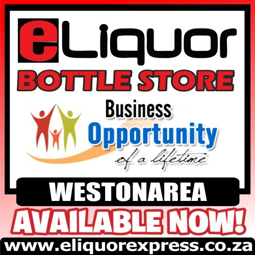 Bottle Store for Sale Business Opportunities Westonaria